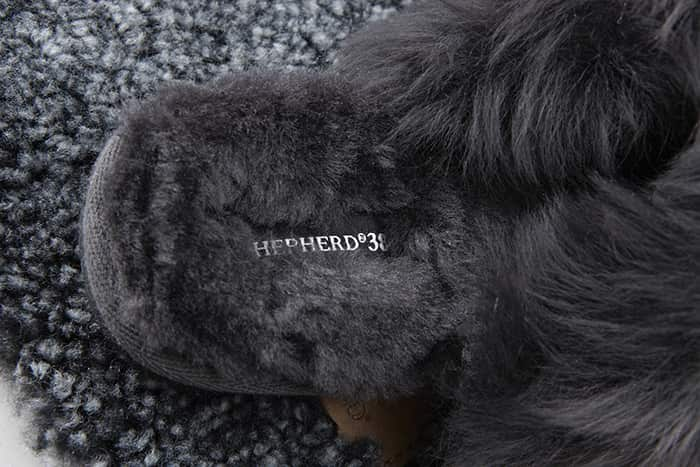 Shepherd of Sweden ladies & gents slippers available exclusively at No64 Biscuit House