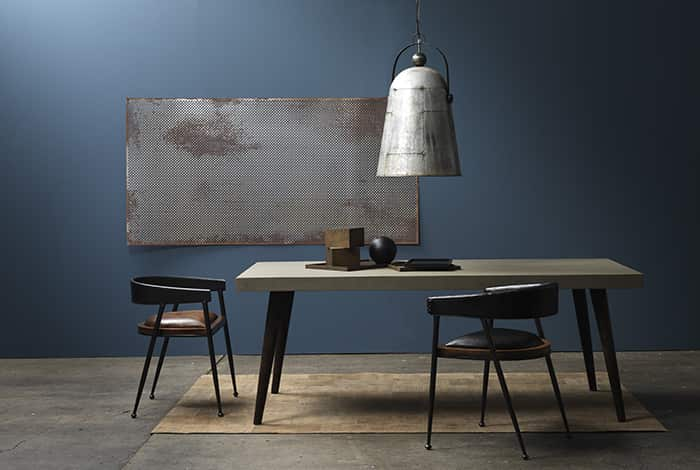 Recycled and sustainable handmade furniture, designed by Anders Fuhr, founder of FUHR Home of Denmark.