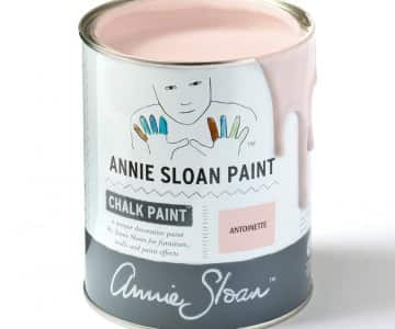 Antoinette Chalk Paint by Annie Sloan