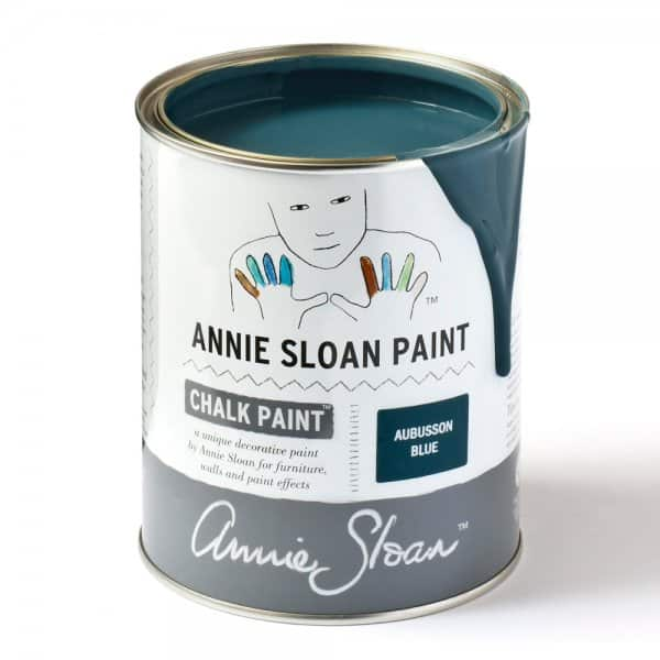 Aubusson Blue Chalk Paint™ by Annie Sloan