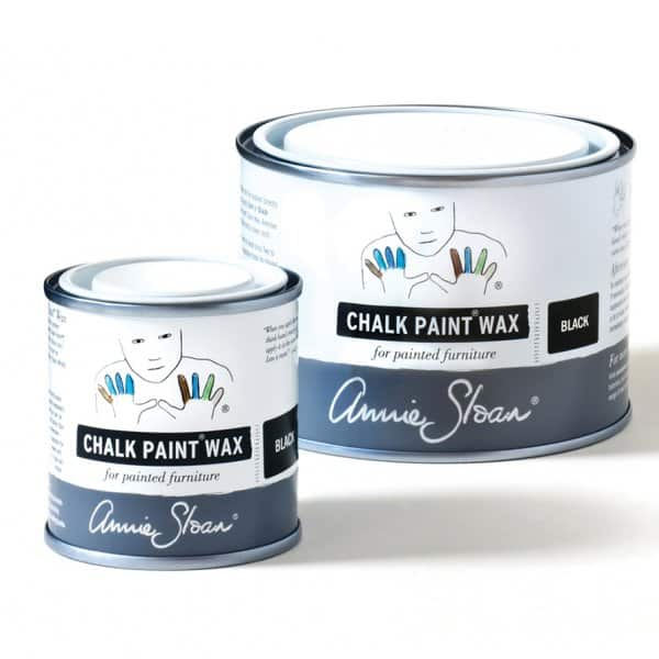 Black Chalk Paint® Wax by Annie Sloan