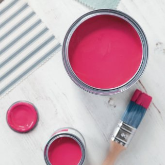 Capri Pink Chalk Paint™