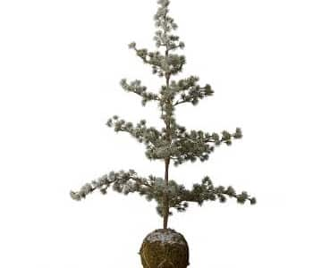 'Cedar Pine' Artificial Christmas Tree. By Lene Bjerre of Denmark
