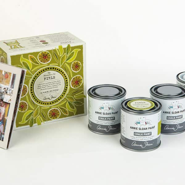 Charleston: Decorative Paint Set in Firle by Annie Sloan