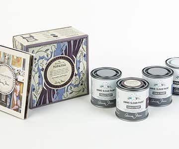 Charleston: Decorative Paint Set in Rodmell by Annie Sloan