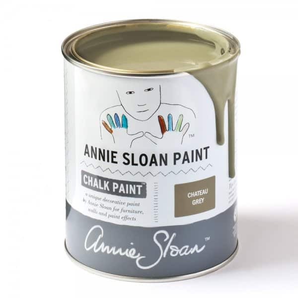 Château Grey Chalk Paint by Annie Sloan