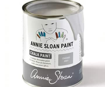 Chicago Grey Chalk Paint by Annie Sloan
