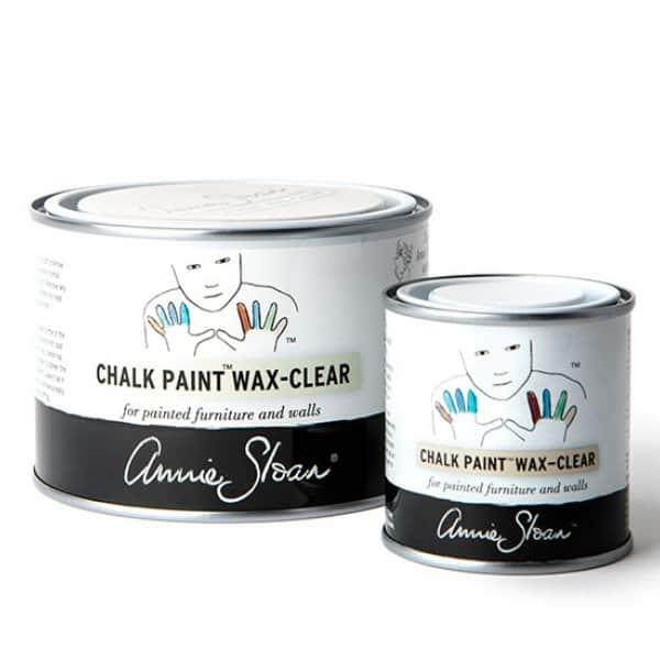 Clear Chalk Paint® Wax by Annie Sloan