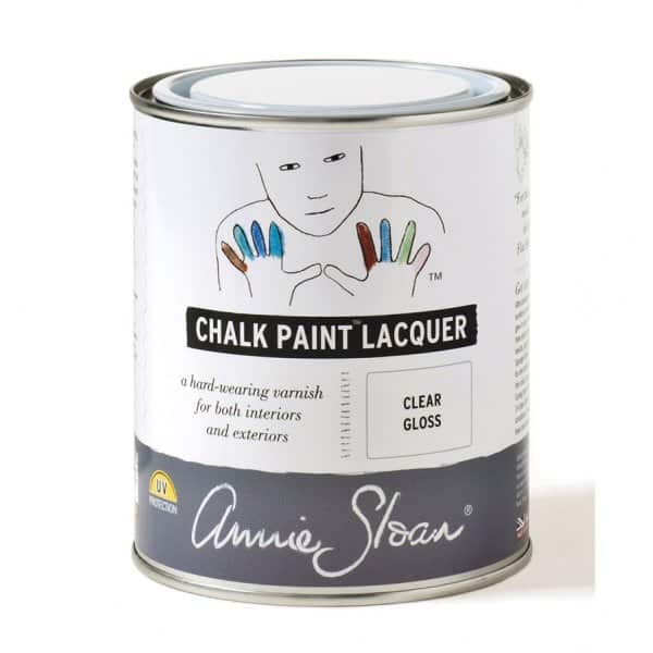Clear Gloss Chalk Paint® Lacquer by Annie Sloan