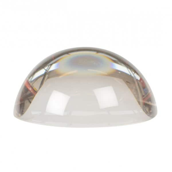 'Clearfiy' Magnifier / Paperweight, made from Clear Glass. By ON Interiör of Sweden.