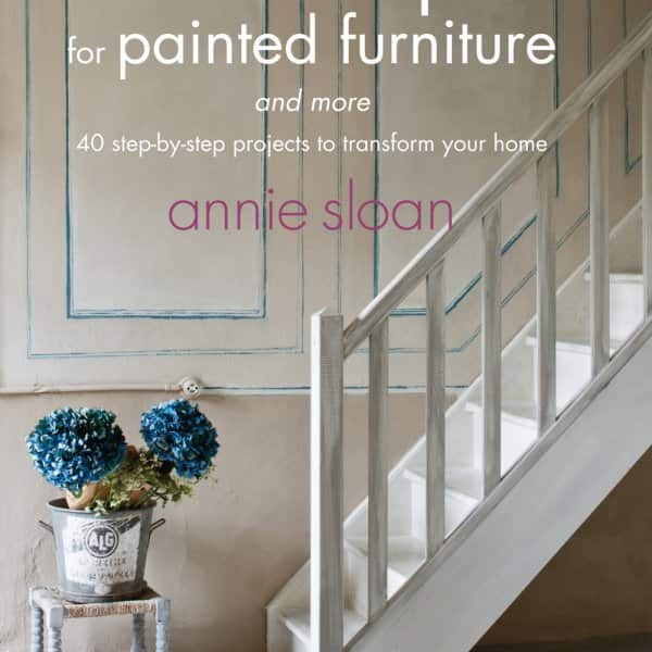 'Colour Recipes for Painted Furniture and More' by Annie Sloan