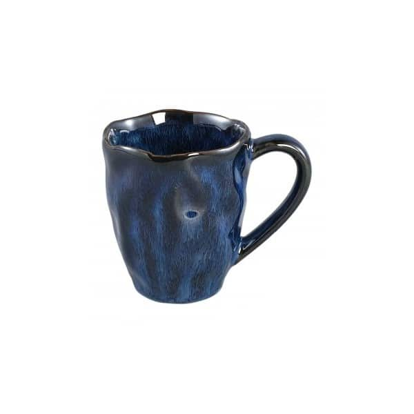 'Coutler Blue' Mug / Cup with Handle. By PTMD Collection®