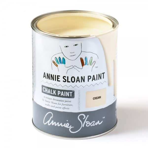 Cream Chalk Paint by Annie Sloan