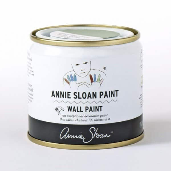 Duck Egg Blue Wall Paint by Annie Sloan