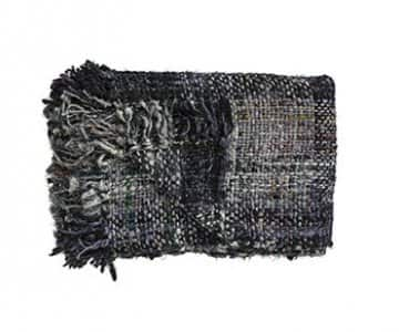 'Freda' Throw by Lene Bjerre of Denmark. Was £155.00, now £95.00!