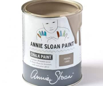 French Linen Chalk Paint by Annie Sloan