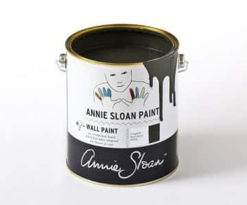 Graphite Wall Paint by Annie Sloan