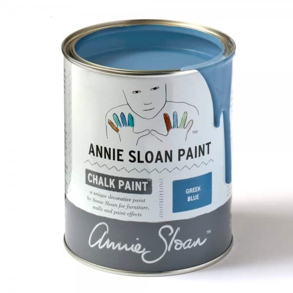 Greek Blue Chalk Paint by Annie Sloan