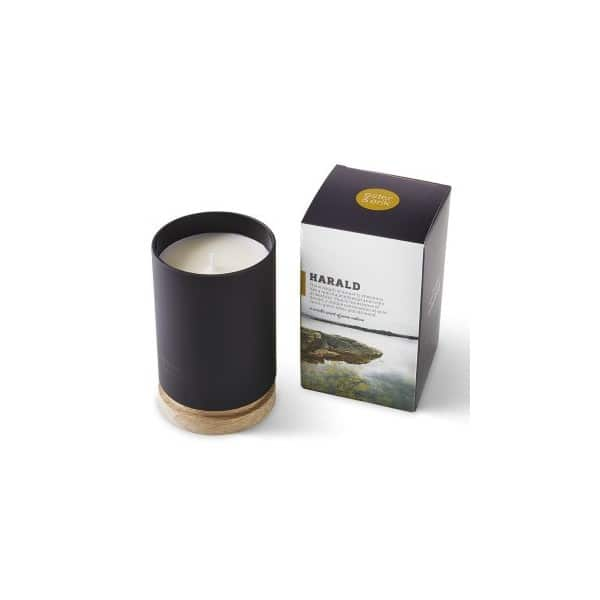'Harald' Single Wick Scented Candle. By Ester & Erik of Denmark
