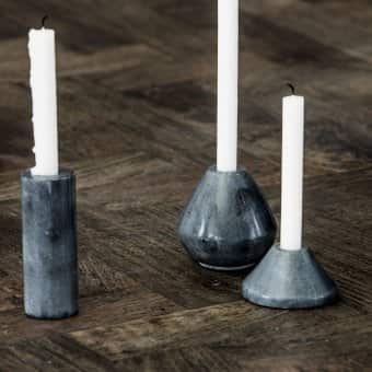 'Iconia 02' Candle Holder (H:6.4cm)