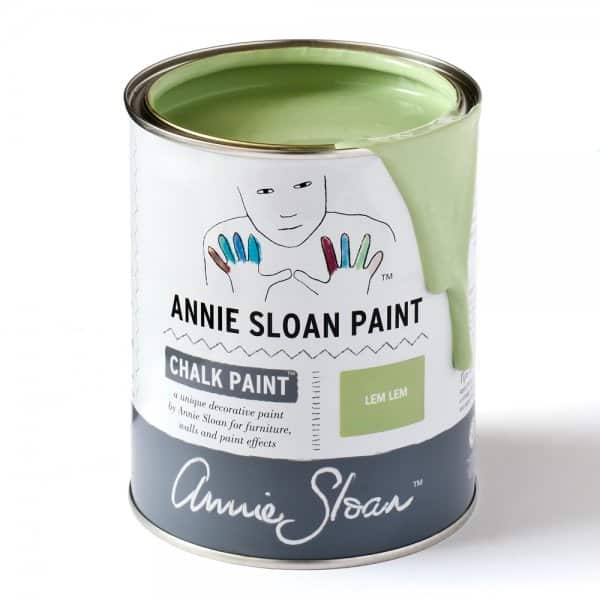Lem Lem Chalk Paint by Annie Sloan