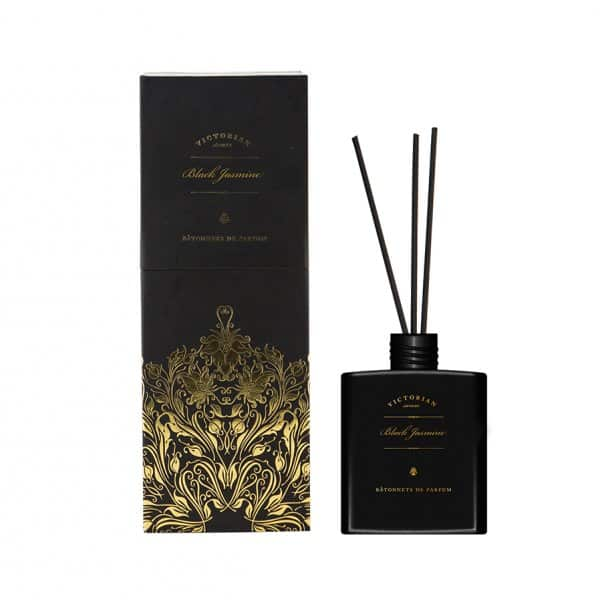 Luxury 'Victorian Black Jasmine' Diffuser. 'Victorian Candles' by ON Interior of Sweden