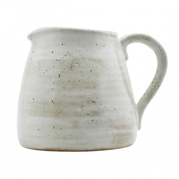 'Made' Jug, made from Porcelain, in soft Ivory (colour). By House Doctor