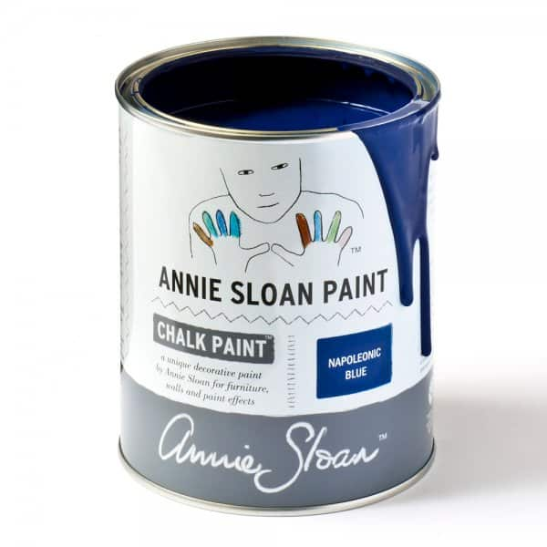Napoleonic Blue Chalk Paint by Annie Sloan