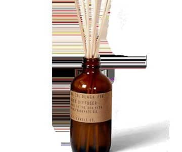 No.28 Black Fig Reed Diffuser. By P.F. Candle Co.
