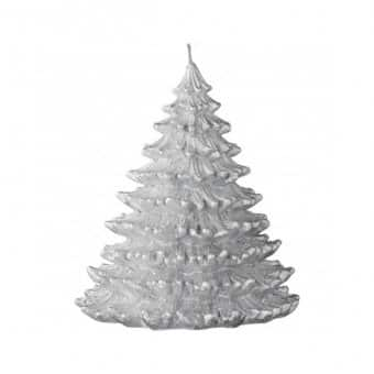 Pine Tree Candle (H:20cm)