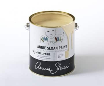Old Ochre Wall Paint by Annie Sloan