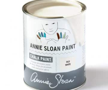 Old White Chalk Paint by Annie Sloan