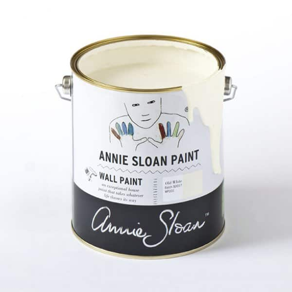 Old White Wall Paint by Annie Sloan