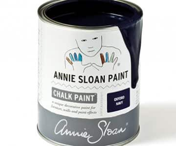 Oxford Navy Chalk Paint by Annie Sloan