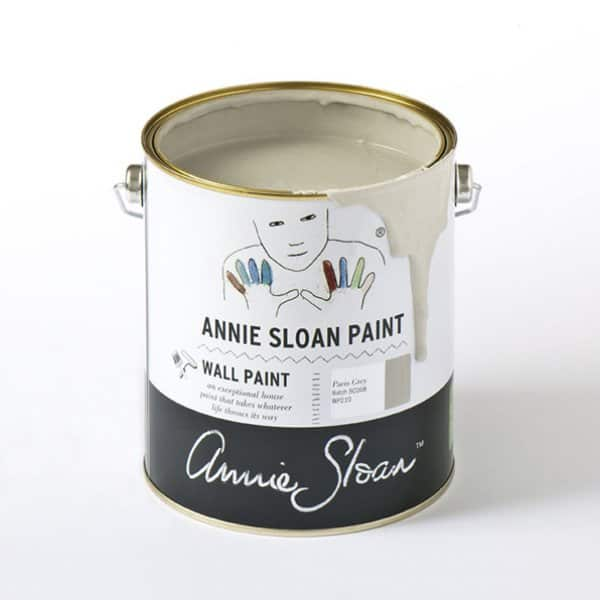 Paris Grey Wall Paint by Annie Sloan