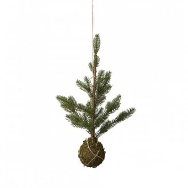 'Pinea' artificial Christmas Pine Tree. By Lene Bjerre of Denmark