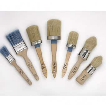 Annie Sloan paint brush range