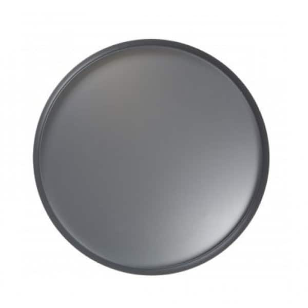 Round 'Osaka' Tray made from Iron, finished in Grey, by ON Interiör of Sweden