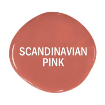 Scandinavian Pink Chalk Paint™ (Blob)