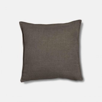 Scatter Cushion, Linen, Grey (2 sizes available)
