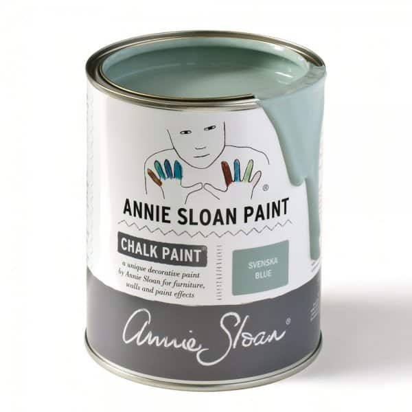 Svenska Blue Chalk Paint by Annie Sloan