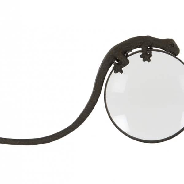 The funky 'Gecko' Magnifying Glass, it is what it is! By London Ornaments.