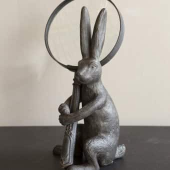 The funky 'Rabbit' Magnifying Glass (one size)