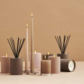 Scented Candle & Diffuser range by Ester & Erik