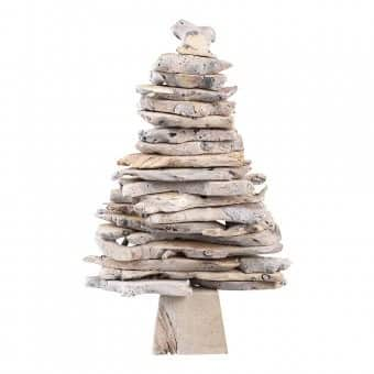 'Xena' standing Christmas Tree made from layered Wood pieces. By PTMD Collection®