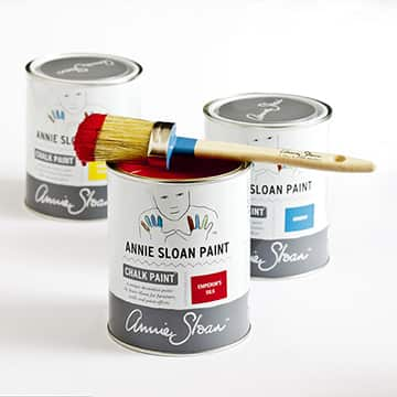 Chalk Paint range by Annie Sloan