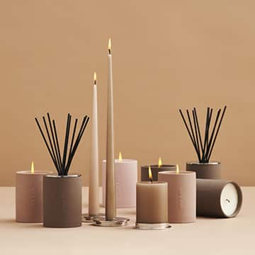 Scented Candles & Diffusers by Ester & Erik