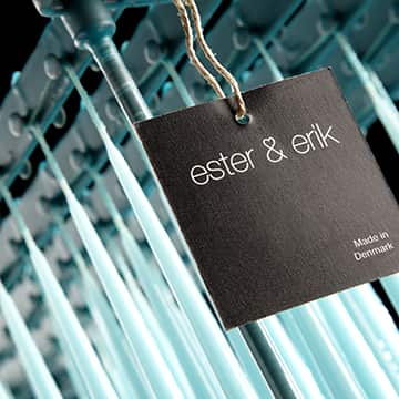 Unscented Candles by Ester & Erik