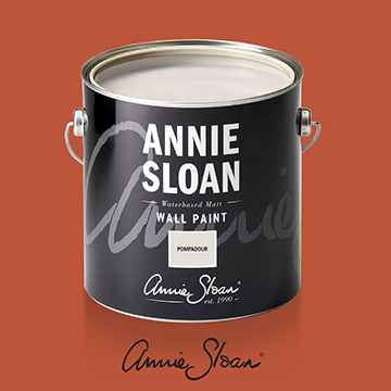 Wall Paint range by Annie Sloan